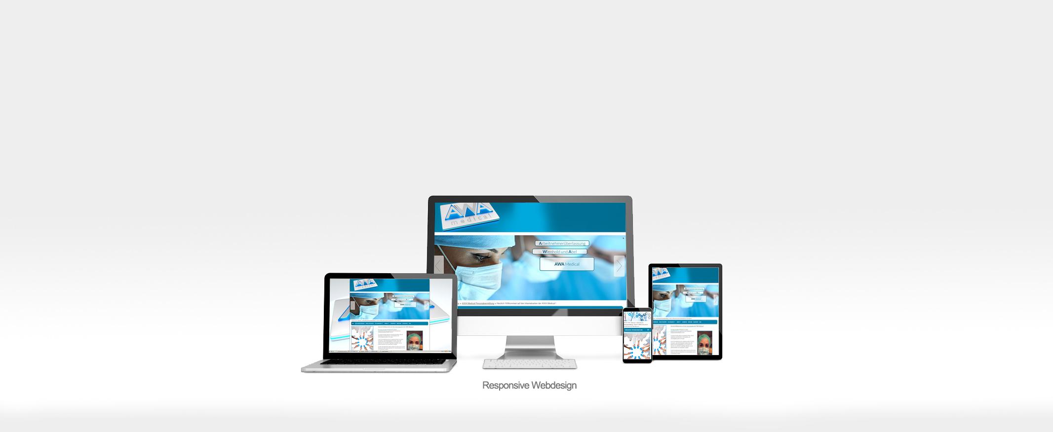 Webdesign Webseiten Erstellung