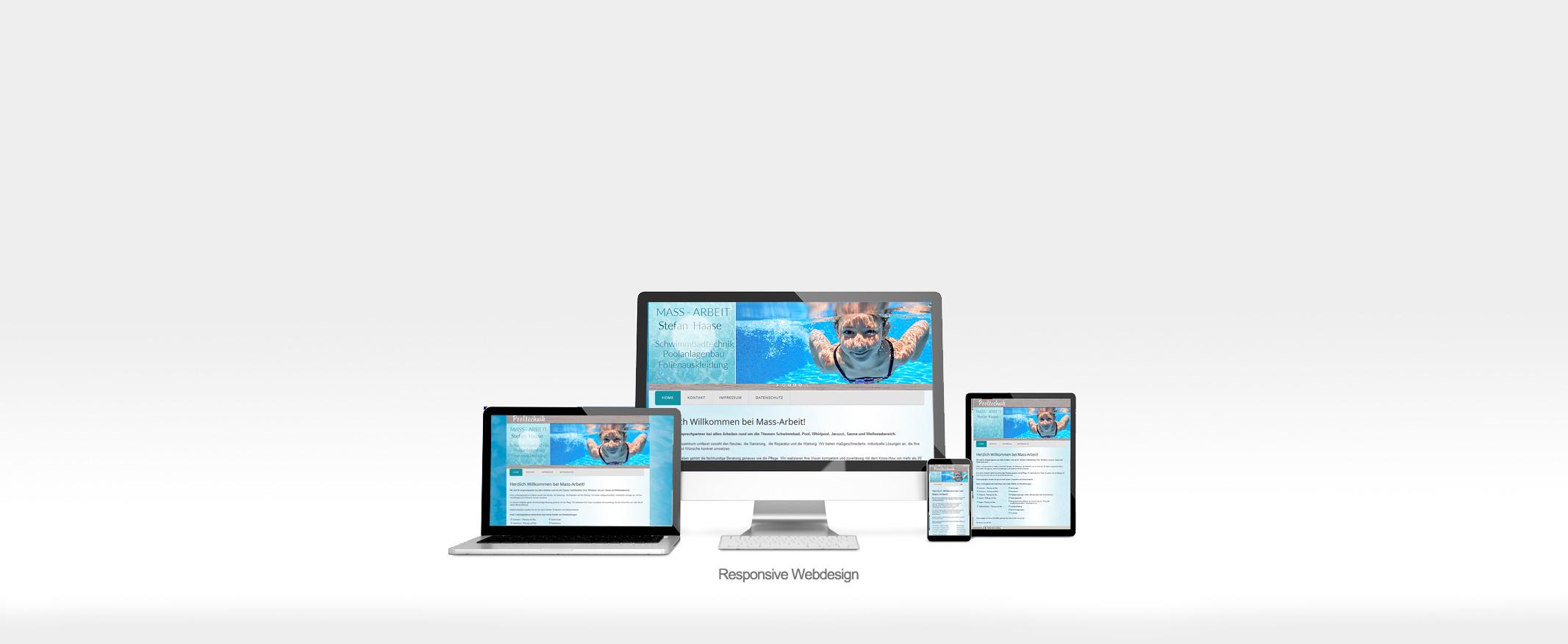 Webdesign Webseiten Erstellung in Reinfeld
