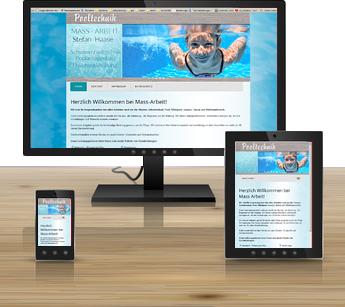 Webdesign Webseiten Erstellung für den bereich Travemünde