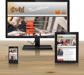 Webdesign Webseiten Erstellung für den bereich Ratzeburg