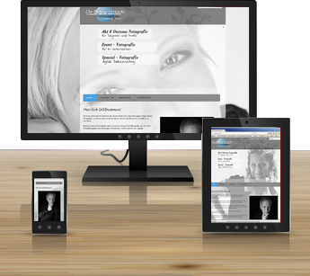 Webdesign Webseiten Erstellung für den bereich Bad Segeberg