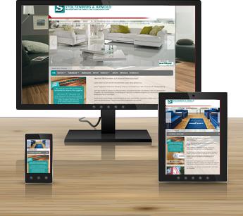 Webdesign Webseiten Erstellung für den bereich Kiel
