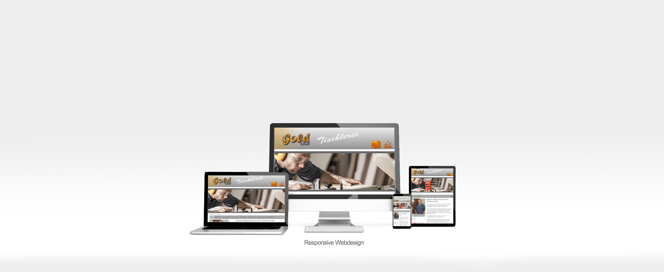 Webdesign Webseiten Erstellung Tischlerei