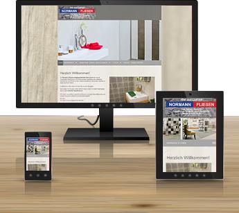 Webdesign Webseiten Erstellung für den bereich Bargteheide