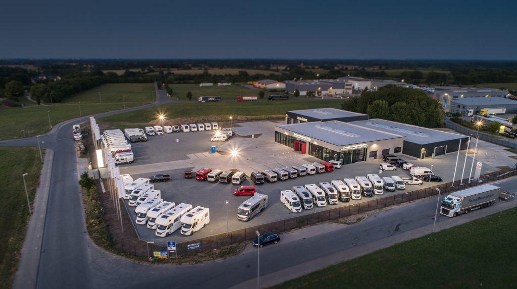 Luftfotografie / Drohnen / Drohnenfotografie Schleswig Holstein für Ihr Unternehmen