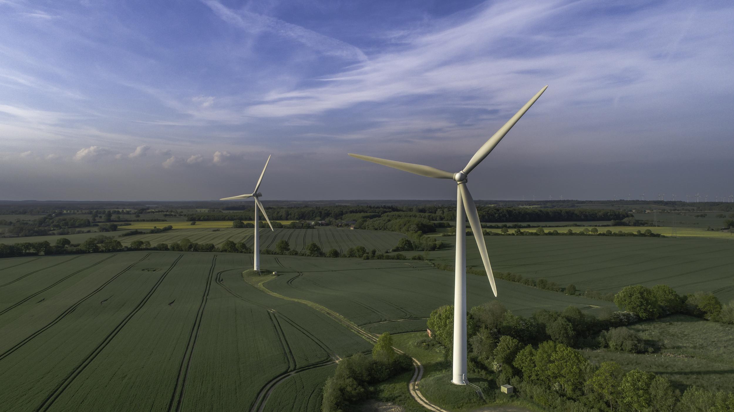 Drohnenfotografie Schleswig Holstein Stormarn -